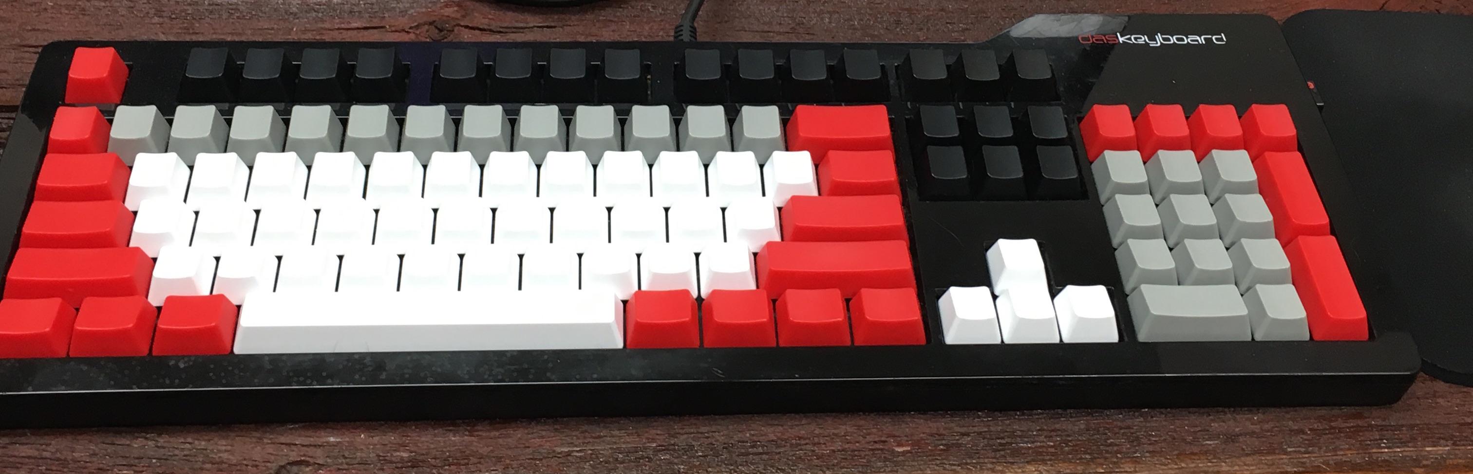 Mike's Keyboard
